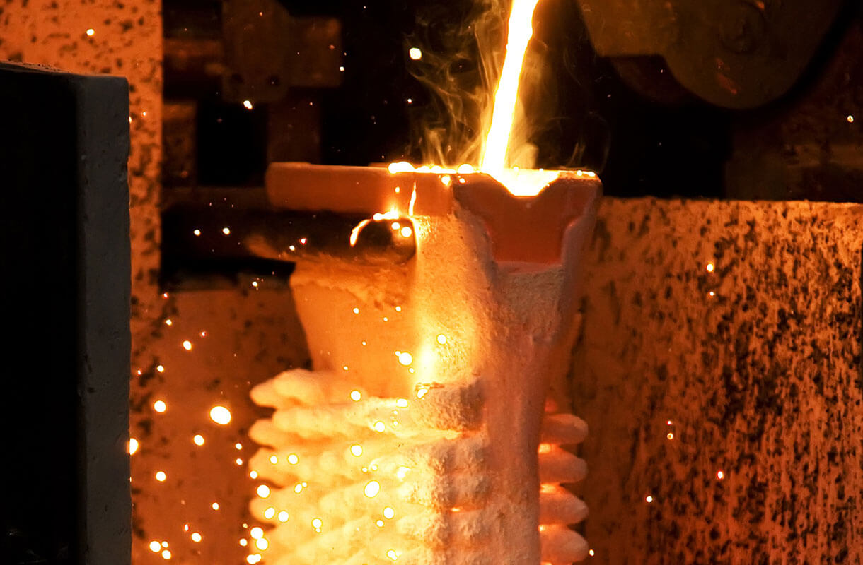 Learn about metal casting technology