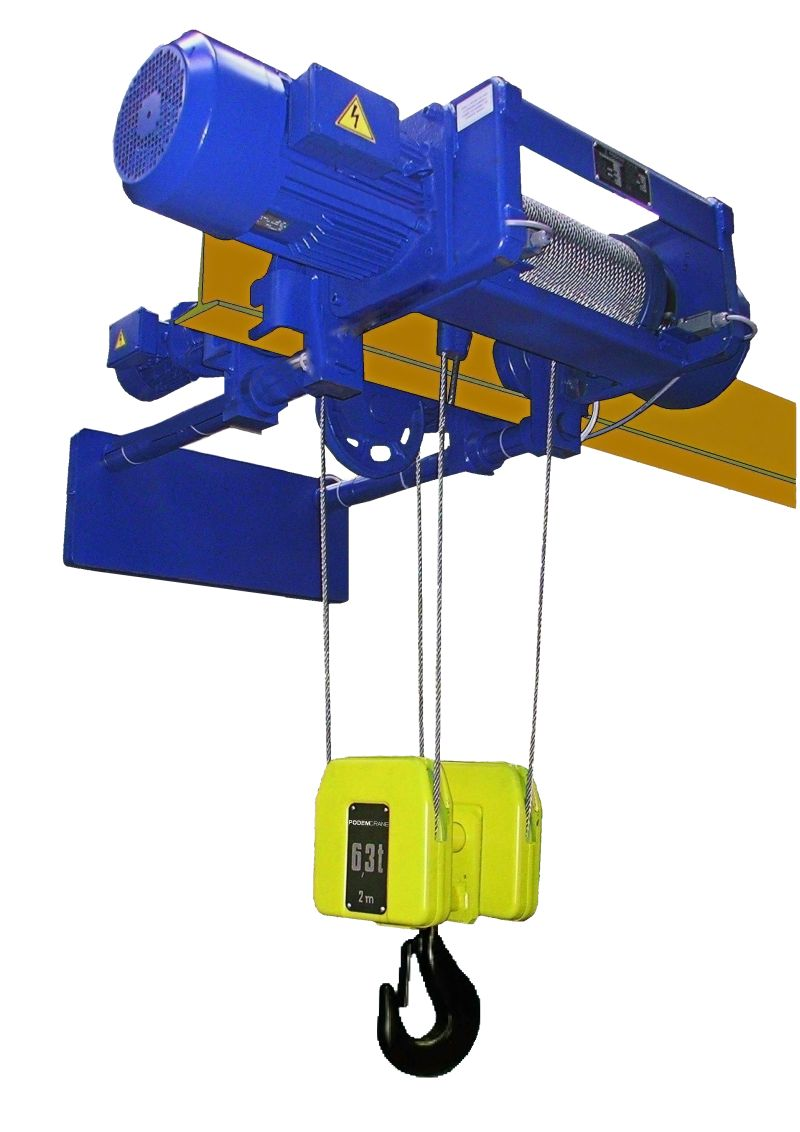 Compare the best quality types of hoist in the market